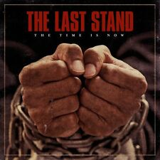 The Last Stand - The Time Is Now LP NYHC SICK OF IT ALL INHUMAN SHUTDOWN MADBALL