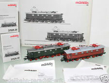 Märklin Spur H0 37525 Set mit 2 E-Lok BR EP 5 + BR E 52 Digital in OVP (LL1346)