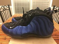 2011 Nike Air FOAMPOSITE ONE 1 PENNY ROYAL BLUE BLACK 314996-500 Size 13