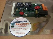 FREESHIPSAMEDAY CROSFIELD 7605-0300-00A SOLID STATE RELAY MK3 BOARD 7605-0290-00