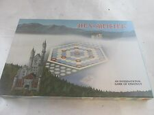 NEW SEALED Vintage 1980 Hex Meister Board Game International Game Strategy RARE!