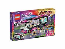 LEGO 41106 Friends Pop Star Tour Bus NEW AND SEALED - Idea for Birthday Gift