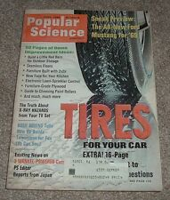 1968 POPULAR SCIENCE Build a STORAGE SHED Cam Ranh B-52 WANKEL 1969 MUSTANG Mag