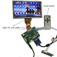 RTD2660 drive board for 7-inch LCD screen AT070TN94  50pin 800*480 WVGA