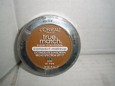 New Sealed Loreal True Match Super Blendable Compact Makeup C6 Soft Sable