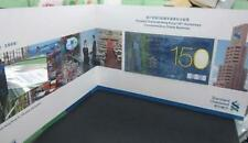 Hong Kong 2009 Standard Chartered Commemorative Banknote $150 In Folder (UNC)
