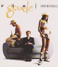 EDDY MITCHELL - RIO GRANDE CD ALBUM 1993 - 10 TITRES