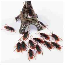 FD1470 Practical Joke Insect Bug Cockroaches Toy Kids Trick Halloween Props 5PC