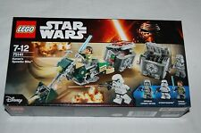 LEGO STAR WARS 75141 Kanan´s Speeder Bike NEU und ungeöffnet! MIT FIGUREN!