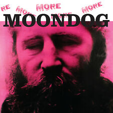Moondog – More Moondog CD