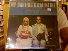 My Darling Clementine How Do You Plead? LP sealed vinyl + CD