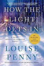 Chief Inspector Armand Gamache: How the Light Gets In 9 by Louise Penny...