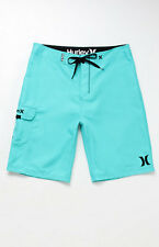 Hurley One and Only Phantom Heather Boardshort (36) Hyper Jade