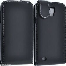 Per Samsung GT-I9295 Galaxy S4 Active Pelle Custodia Cover Back Wallet Flip Pouch