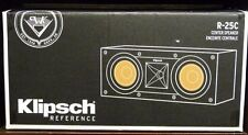 Klipsch R-25C Reference Center Speaker (Black)
