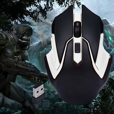 2.4GHz 3200DPI Wireless Mouse Optical Gaming Mouse Mice For Computer PC Laptop A