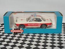 Carrera década de 1970 BMW 3.0 CSL NOTARZT 40425 1:32 Blanco Usado En Caja
