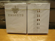 Knights Playing Cards by Ellusionist