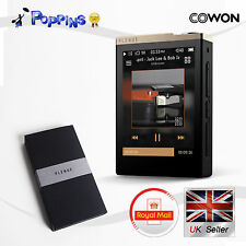 COWON PLENUE D Digital Media Player MP3 HiFi 32GB Gold Black 10 Year Warranty