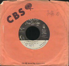 "PINK FLOYD Another Brick In The Wall 7"" CBS Canada One Of My Turns The Wall 1979"