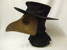 Plague Doctor Mask and Hat Set  ~ Empirics ~ Steam Punk ~ Cosplay