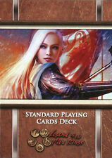 Legend of the Five Rings L5R - Standard Playing Cards Deck Limited Edition Poker