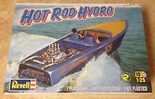 Revell Hot Rod Hydro boat 1/25 model car boat kit new 392