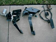 NISSAN 240SX S13 CLUTCH BRAKE PEDAL  ASSEMBLY KIT REBUILT!!