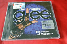 Glee the Music the Power of Madonna Import Canada 2010 CD SEALED NEW