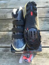 NIB Carbon Specialized Trail 120SL Shoes Size 38 Euro; 6 US
