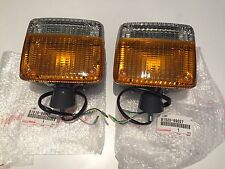 OEM Front Turn Signal Lights for '79 and Later Toyota Land Cruiser FJ40