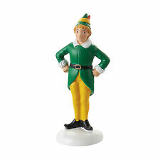 Dept 56 Elf the Movie Christmas Village Buddy the Elf 4054583 NEW Will Ferrell