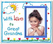 With Love to Great Grandma - Picture Frame Gift    194