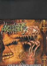 OBSCENITY - cold blooded murder LP