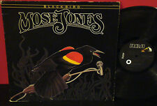 MOSE JONES Blackbird 1978 RCA VICTOR CLASSIC ROCK LP