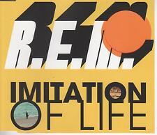 REM - Imitation Of Life - Deleted 2001 UK 3-track CD single - FREE UK SHIPPING!!