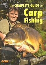 FOX ANGLING BOOK DAVIDSON THE COMPLETE GUIDE TO CARP FISHING paperback new