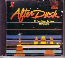 AFTER DUSK Various Artists 1986 K-Tel CD Oldies Rock & Roll 60s Classic IV Tymes