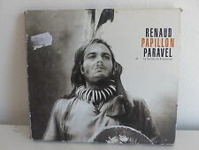 CD ALBUM RENAUD PAPILLON PARAVEL La surface de réparation 74321 921002