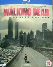 The Walking Dead - Series 1 - Complete (Blu-ray, 2-Disc Set) . FREE UK P+P .....