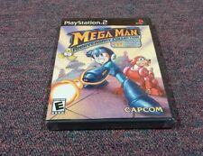 Mega Man Anniversary Collection (Sony PlayStation 2, 2004) Brand New