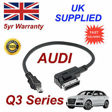 AUDI Q3 4F0051510H MP3 PHONE MINI USB Audio AMI MMI Cable