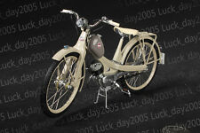 SCHUCO NSU QUICKLY N Moped BEIGE 1956 1/10 Diecast Model
