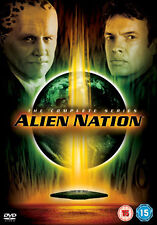 ALIEN NATION COMPLETE SERIES - DVD - REGION 2 UK