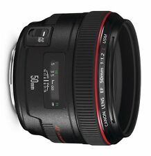 Canon EF 50mm f/1.2 L USM Lens 50 f1.2 for 6D 7D 70D 700D 5D Mark II III 1DX NEW