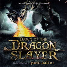 Dawn Of The Dragon Slayer - Original Soundtrack [2011] | Panu Aaltio | CD