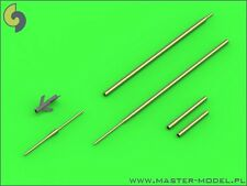 SUKHOI Su-7 (FITTER-A) PITOT TUBES & 30mm GUN BARRELS 1/48 MASTER-MODEL