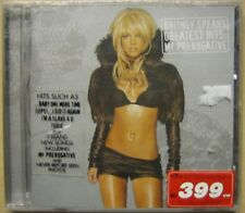 BRITNEY SPEARS - GREATEST HITS: MY PREROGATIVE - CD IMPORT THAILAND NEW & SEALED