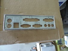 I/O plates for computer motherboard pre 2004