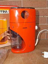 RARE Krups 223 Coffee Grinder COFFINA Super Mr. Fusion Back to  Future EXCELLENT